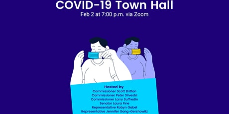 Cook County COVID-19 Vaccine Town Hall tickets