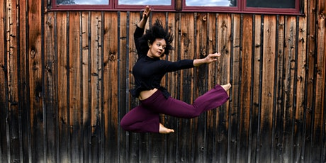 Afro Contemporary with Melissa Cobblah tickets