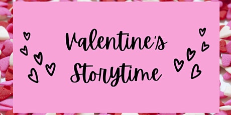 Valentine's Storytime at City Hall tickets