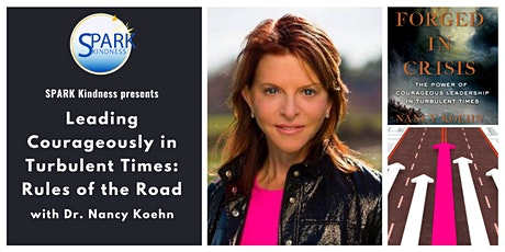 Leading Courageously in Turbulent Times: Rules of the Road tickets