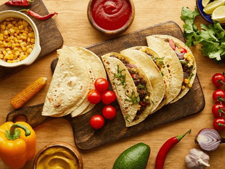 Half Term World Cooking Adventure for Kids! image
