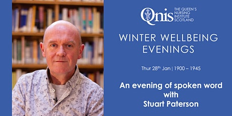 An evening of spoken word with Stuart A. Paterson tickets