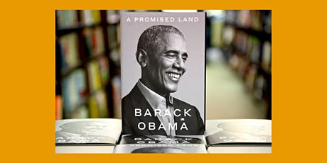 A Promised Land Book Discussion tickets