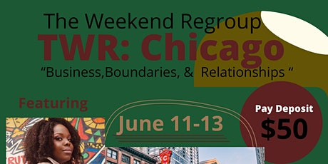 The Weekend Regroup : Chicago tickets