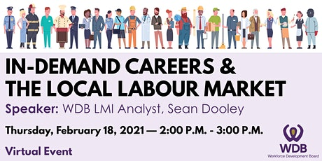 In-Demand Careers and the Local Labour Market Webinar tickets