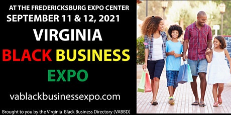2021 Virginia Black Business Expo tickets