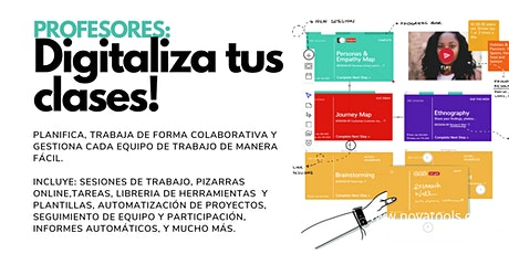 DIGITALIZA Y AUTOMATIZA TUS CLASES  BUSINESS SCHOOLS , 27/1  FREE entradas