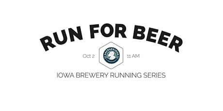 Cider Run - Sacrilegious Ciderworks | 2021 Iowa Brewery Running Series tickets