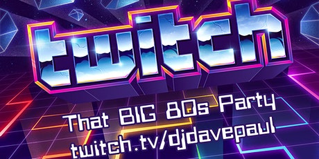 That BIG 80s Party - Free Stream tickets