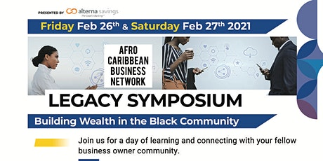 ACBN Legacy Symposium Presented by Alterna Savings tickets