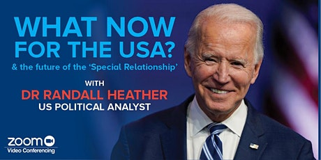 What now for the USA? & the future of the 'Special Relationship' tickets