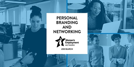 Personal Branding and Networking tickets