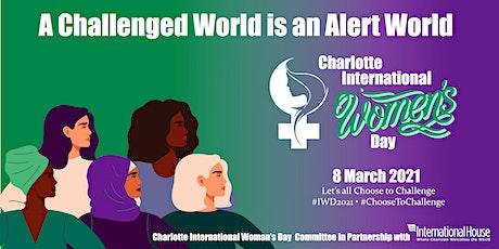 Charlotte International Women's Day #ChooseToChallenge tickets