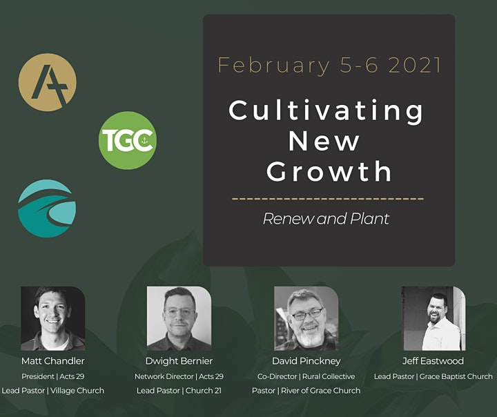 Cultivating New Growth: Online Event image