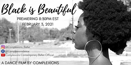 Black is Beautiful - World Premiere! tickets