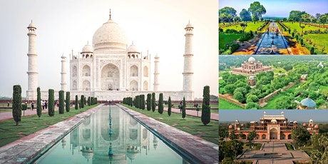 'The Great Paradise Gardens of India and Pakistan' Webinar tickets