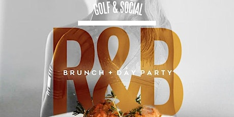 I LOVE R AND B SATURDAYS CHICKEN & WAFFLES ROOFTOP DAY PARTY EXPERIENCE tickets