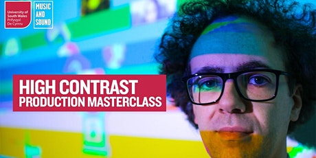 Music Production Masterclass with High Contrast tickets
