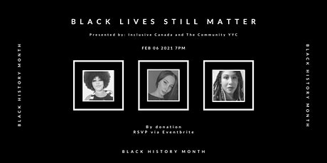 Black Lives STILL Matter tickets