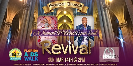 Hunters Nightclub - Sunday Brunch Revival Mar 14th tickets
