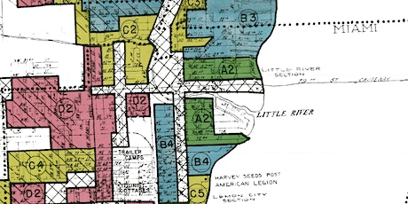 Redlining: how historic segregation  influences the Little River area tickets