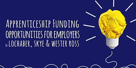 Apprenticeship Funding Opportunities Insight Session tickets