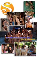 Nude Couples And Clothing optional And COSTUME EVENT VALENTINES RESORT SPA