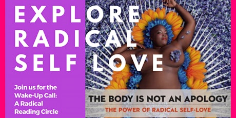 The Wake-Up Call: Radical Self Love tickets