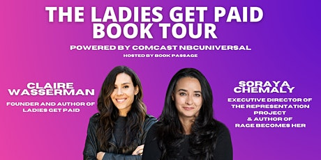 The Ladies Get Paid Book Tour: Soraya Chemaly of The Representation Project tickets