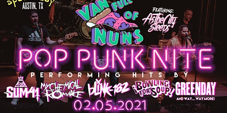 Pop Punk Nite: Austin, TX! By: Van Full of Nun tickets