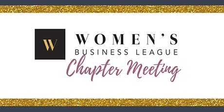 Exeter, NH Chapter Meeting - Women's Business League tickets