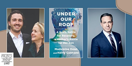 P&P Live! Madeleine Dean & Harry Cunnane   UNDER OUR ROOF with Jake Tapper tickets