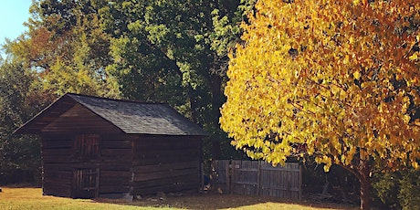 Saturday Afternoon Tour of Historic Cabins tickets