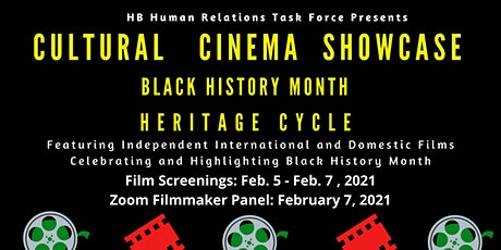 HB Cultural Cinema Showcase: Black History Month & Heritage Cycle tickets