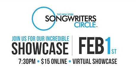 February 1st New York Songwriters Circle with SongSpace tickets
