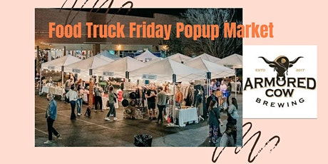 Food Truck Friday Popup at the Cow tickets