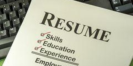 Right Your Resume tickets