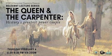 UTSC & Centennial  College Chaplaincy - Relevant Series - Talk 6 tickets