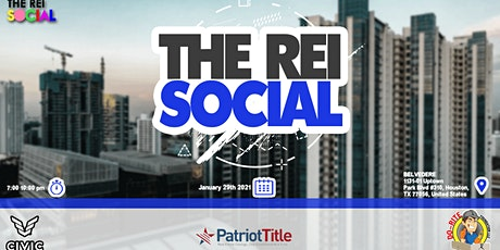 The REI Social tickets