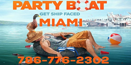 #PARTY BOAT tickets