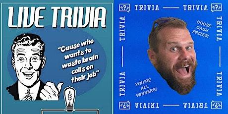Trivia Mondays - Hosted by Matt! tickets