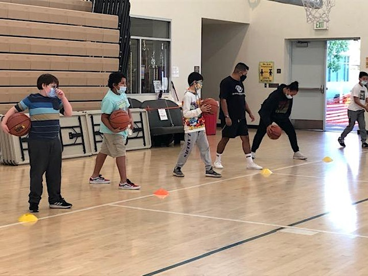 Youth Basketball Clinic (Session 1) image
