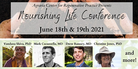 Nourishing Life Conference tickets
