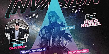 Invasion Tour MIAMI tickets
