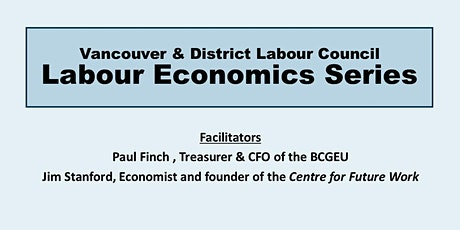 VDLC Labour Economics Series tickets