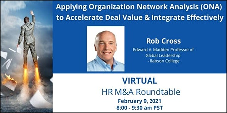 Applying Organizational  Network Analysis (ONA) to Accelerate Deal Value tickets