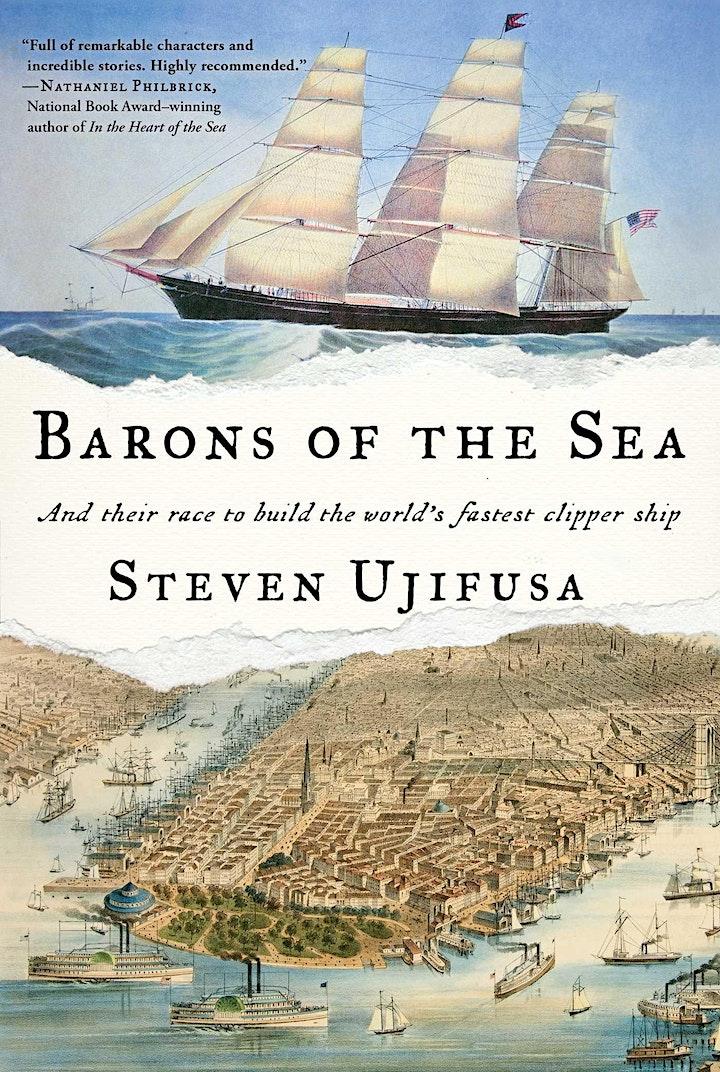 """""""A Man and His Ship"""" by Steven Ujifusa image"""