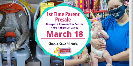JBF Dallas/Mesq: Spring 2021 First time Parent/Grandparent/Foster/Adoptive tickets