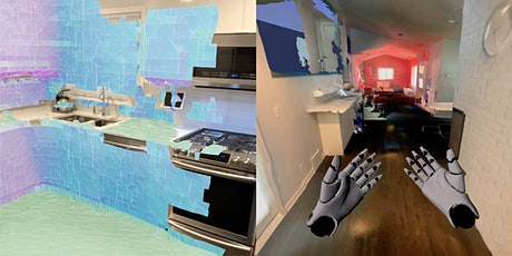 MN VR and HCI Jan 2021:  3D Scans with iOS LiDAR, Global Game Jam tickets