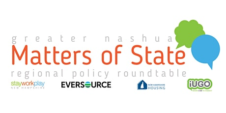 Matters of State: Greater Nashua tickets